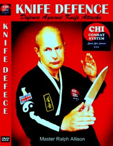 Knife Defence DVD